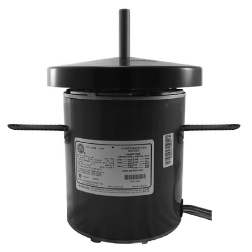 "1177 Nidec | 1/2 hp 1075 RPM 1-Speed 575V; 5.6"" Condenser Motor"