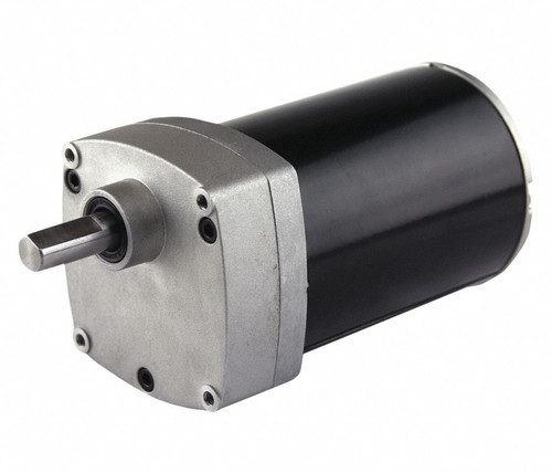 Dayton Model 453R96 Gear Motor 105 RPM 1/25 hp 115V 60/50HZ