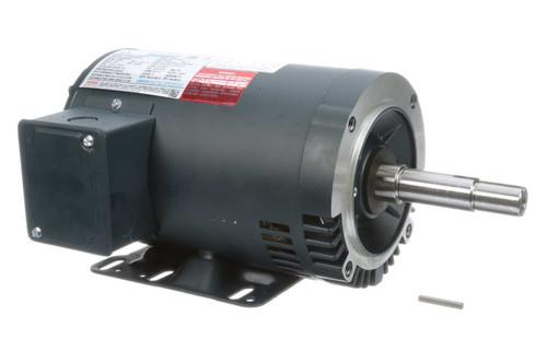 122074.00 Leeson |  1.5 hp 3600 RPM 143JM Frame ODP 230/460V