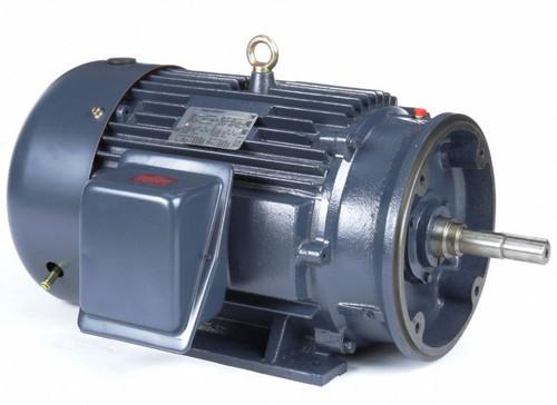 GT3128A Marathon 25 hp 1800 RPM 284JM Frame TEFC 230/460V Marathon Close Couple Motor