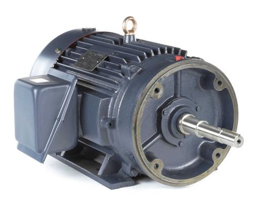 GT3428A Marathon 25 hp 1800 RPM 284JP Frame TEFC 230/460V Marathon Close Couple Motor