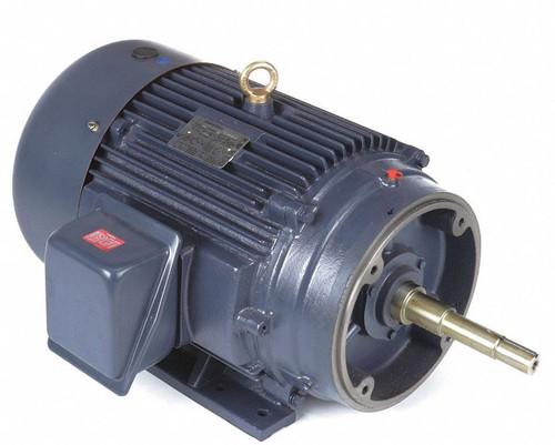 GT3433A Marathon 40 hp 3600 RPM 324JP Frame TEFC 230/460V Marathon Close Couple Motor