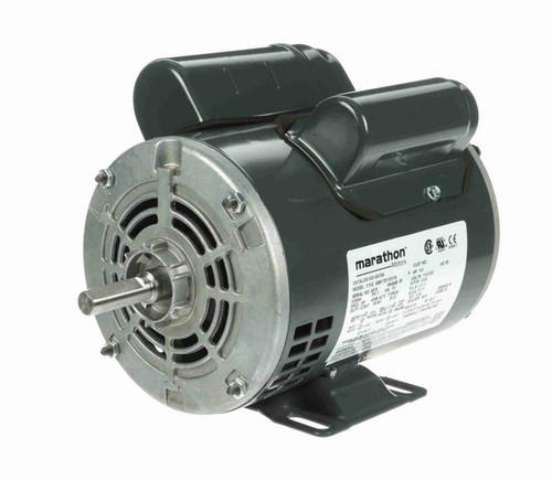 G078A Marathon 1/4 hp 1800 RPM 48 Frame 115/230V Open Drip Marathon Electric Motor