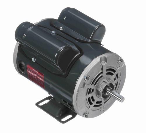 1/4 hp 1800 RPM 48 Frame 115/230V Open Drip Marathon Electric Motor # C147A