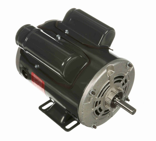 G091A Marathon 1/3 hp 3600 RPM 48 Frame 115/230V Open Drip Marathon Electric Motor
