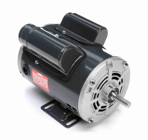 1/3 hp 1800 RPM 48 Frame 115/230V Open Drip Marathon Electric Motor # C154A