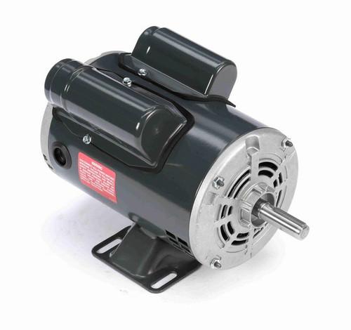 C158A Marathon 1/3 hp 1800 RPM 56 Frame 115/230V Open Drip Marathon Electric Motor