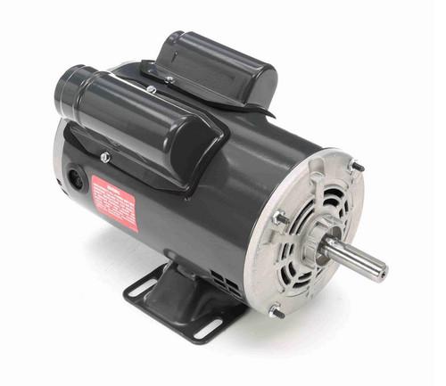 C1252A Marathon 1/3 hp 1200 RPM 56 Frame 115/230V Open Drip Marathon Electric Motor