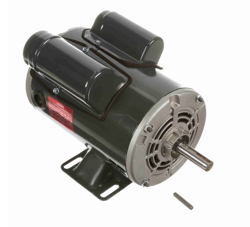 1/2 hp 1800 RPM 56 Frame 115/230V Open Drip Marathon Electric Motor # E262A