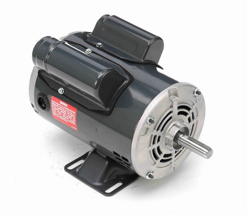 1/2 hp 1800 RPM 56 Frame 115/230V Open Drip Marathon Electric Motor # C167A