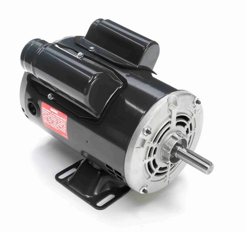 1/2 hp 1800 RPM 56 Frame 115/230V Open Drip Marathon Electric Motor # C168A