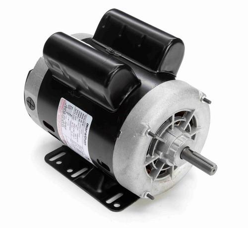 C1263A Marathon 1/2 hp 1200 RPM 56 Frame 115/230V Open Drip Marathon Electric Motor