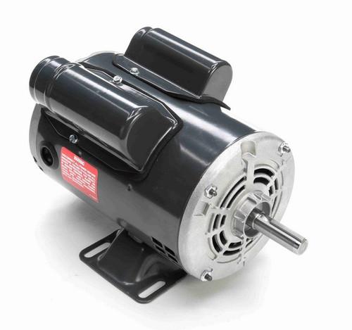 C1475A Marathon 3/4 hp 3600 RPM 56 Frame 115/230V Open Drip Marathon Electric Motor