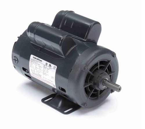 C175A Marathon 3/4 hp 1800 RPM 56 Frame 115/230V Open Drip Marathon Electric Motor