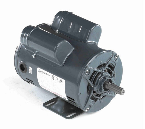 G919A Marathon 3/4 hp 1800 RPM 56 Frame 115/208-230V Open Drip Marathon Electric Motor