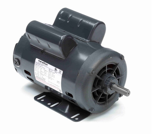 C178A Marathon 3/4 hp 1800 RPM 56 Frame 115/208-230V Open Drip Marathon Electric Motor