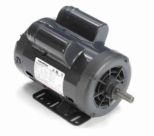 E280A Marathon 1800 RPM 56 Frame 115/230V Open Drip Marathon Electric Motor