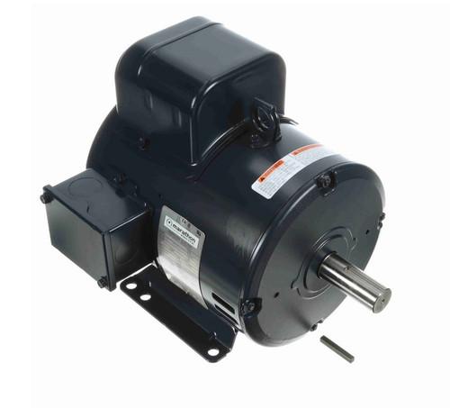 3 hp 3600 RPM 182T Frame 115/208-230V Open Drip Marathon Electric Motor # I103A