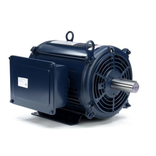 3 hp 1200 RPM 213T Frame 230V Open Drip Marathon Electric Motor # I144