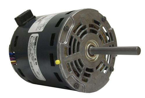 "Fasco D2871 Motor | 1 hp 1100 RPM 5.6"" Diameter 460 Volts"