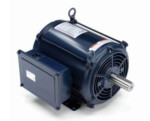 I105 Marathon 7.5 hp 3600 RPM 213T Frame 208-230V Open Drip Marathon Electric Motor
