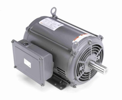 I115 Marathon 7.5 hp 1800 RPM 215T Frame 208-230V Open Drip Marathon Electric Motor
