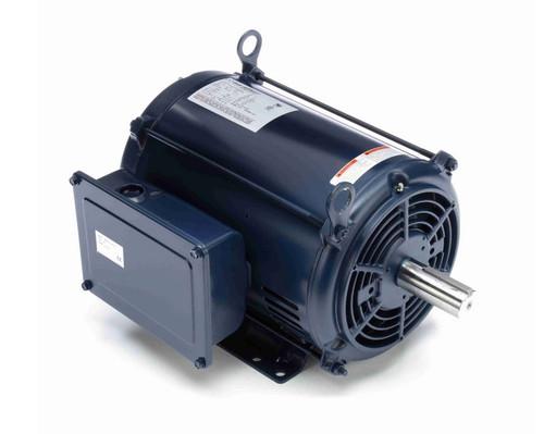 I106 Marathon 10 hp 3600 RPM 215T Frame 208-230V Open Drip Marathon Electric Motor