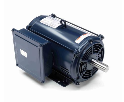 I116 Marathon 10 hp 1800 RPM 215T Frame 208-230V Open Drip Marathon Electric Motor