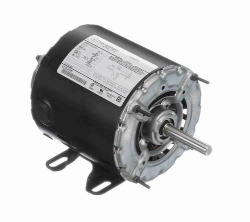 H901 Marathon 1/4 hp 1800 RPM 48 Frame 115V Open Drip Marathon Electric Motor