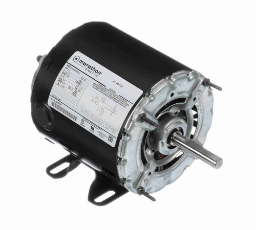 H903 Marathon 1/3 hp 1800 RPM 48 Frame 115V Open Drip Marathon Electric Motor