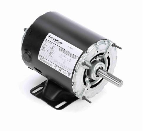 H905 Marathon 1/2 hp 1800 RPM 48 Frame 115V Open Drip Marathon Electric Motor
