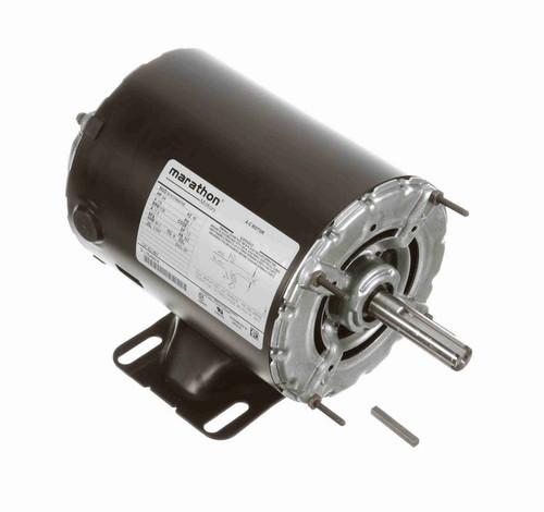 H907 Marathon 3/4 hp 1800 RPM 48 Frame 115V Open Drip Marathon Electric Motor