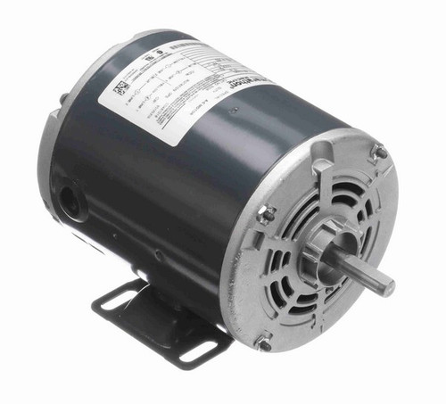 1/3 hp 1800 RPM 48 Frame 115V Open Drip Marathon Electric Motor # S006