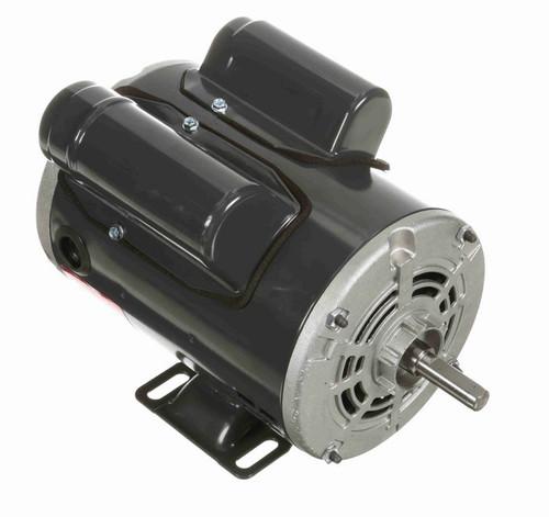 1/3 hp 1800 RPM 48 Frame 115/230V Open Drip Marathon Electric Motor # S011A