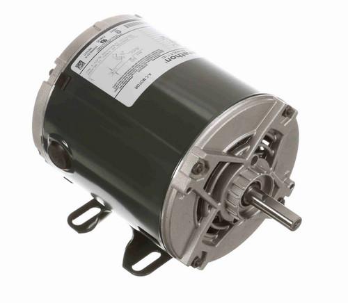 4373 Marathon 1/3 hp 1800 RPM 48 Frame 230V Open Drip Marathon Electric Motor