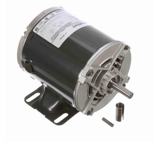 4372 Marathon 1/3 hp 1800 RPM 56 Frame 115V Open Drip Marathon Electric Motor