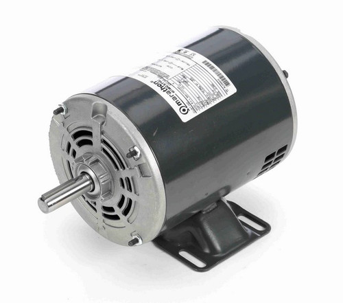 1/2 hp 1800 RPM 56 Frame 115V Open Drip Marathon Electric Motor # S022