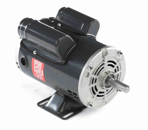 1/2 hp 1800 RPM 56 Frame 115/230V Open Drip Marathon Electric Motor # S033A