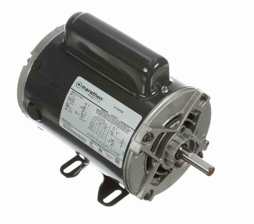 CG111 Marathon 3/4 hp 3600 RPM 56 Frame 115/230V Open Drip Marathon Electric Motor