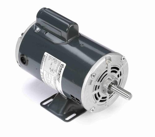 S014 Marathon 3/4 hp 1800 RPM 56 Frame 115/230V Open Drip Marathon Electric Motor