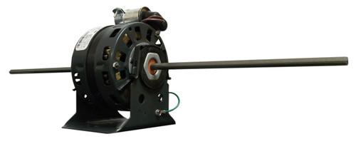 "1/10 hp 1050 RPM 4-Speed 5"" Diameter 230V Fasco # D292"