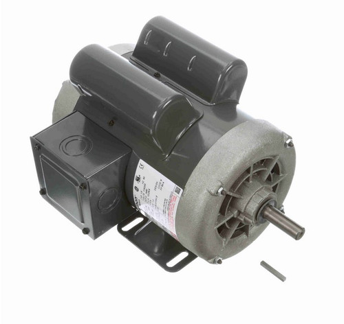 1 1/2 hp 3600 RPM 56 Frame 115/2230V Open Drip Marathon Electric Motor # 9034A