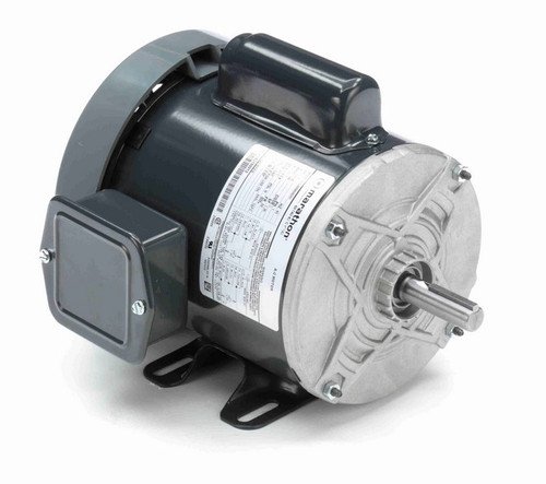 G1316 Marathon 1/4 hp 1200 RPM 56 Frame 115/230V Totally Enclosed Marathon Electric Motor