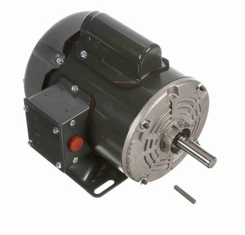 G332 Marathon 1/3 hp 1800 RPM 56 Frame 115/208-230V Totally Enclosed Marathon Electric Motor