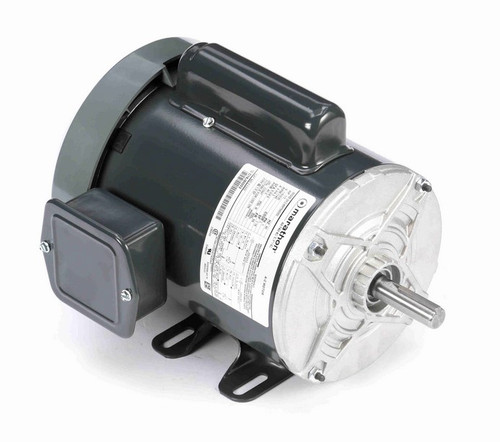 C1333 Marathon 1/3 hp 1200 RPM 56 Frame 115/230V Totally Enclosed Marathon Electric Motor