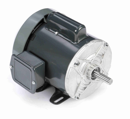 C262 Marathon 1/3 hp 1800 RPM 56 Frame 115/230V Totally Enclosed Marathon Electric Motor