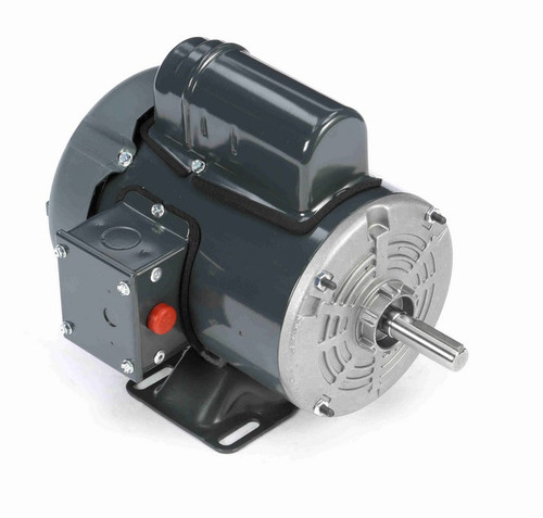 G339 Marathon 1/2 hp 1800 RPM 56 Frame 115/208-230V Totally Enclosed Marathon Electric Motor