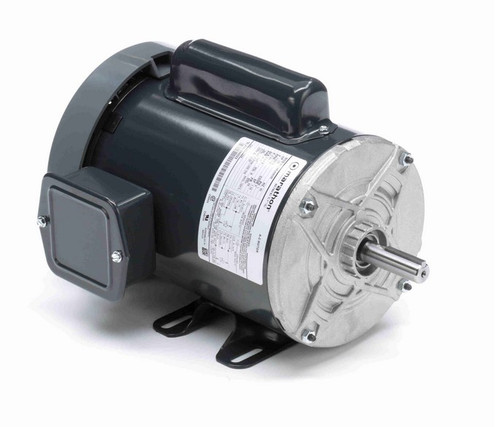 C264 Marathon 1/2 hp 1200 RPM 56 Frame 115/230V Totally Enclosed Marathon Electric Motor