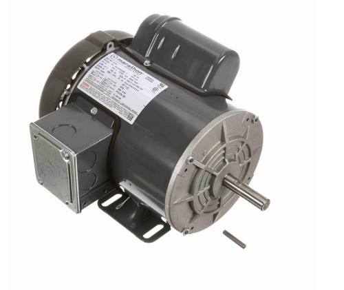 G352 Marathon 3/4 hp 3600 RPM 56 Frame 115/208-230V Totally Enclosed Marathon Electric Motor