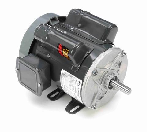 EG276 Marathon 3/4 hp 1800/1500 RPM 56 Frame 100-120/200-400V Totally Enclosed Marathon Electric Motor